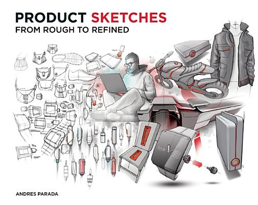 Product Sketches By Parada, Andres